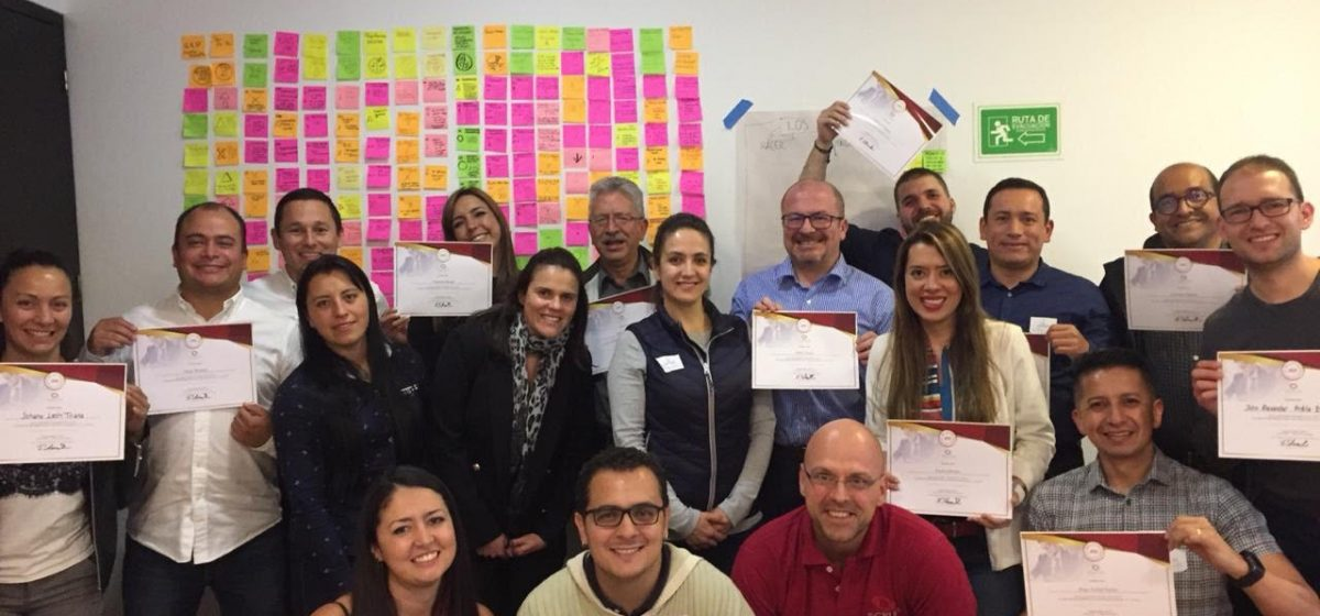 Entrenamiento Scrum Scale – Scrum Colombia