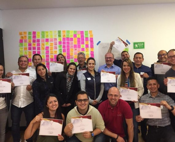 Certificación Scrum@Scale Practitioner